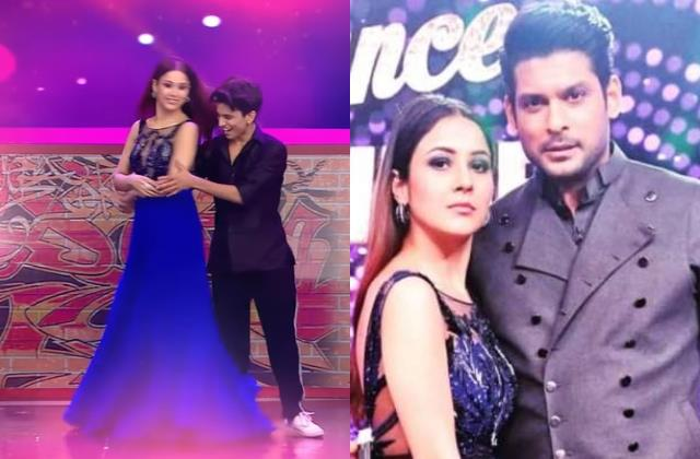sidharth possessive as shehnaaz grooves with dance deewane 3 contestant