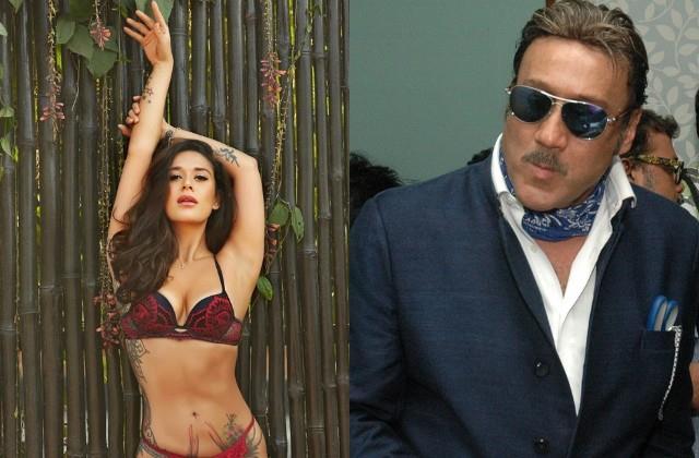krishna shroff talks about reactions his father jackie shroff on bikini photos