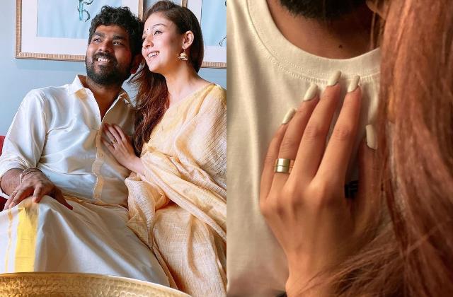 south actress nayanthara confirms engagement with vignesh shivan