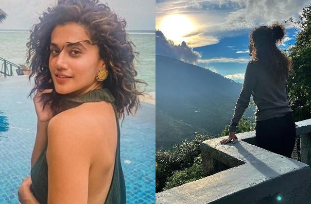 taapsee pannu shares an inspiring post on her birthday