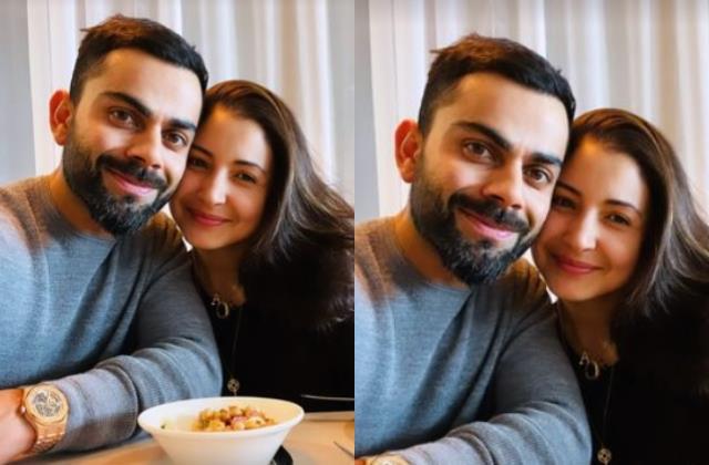 anushka sharma enjoy lunch date with husband virat kohli