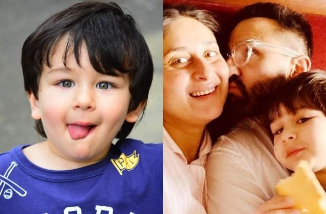 kareena kapoor reveals son taimur pregnancy