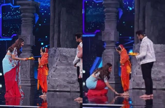super dancer 4 shilpa shetty to perform kanjak pooja for contestant