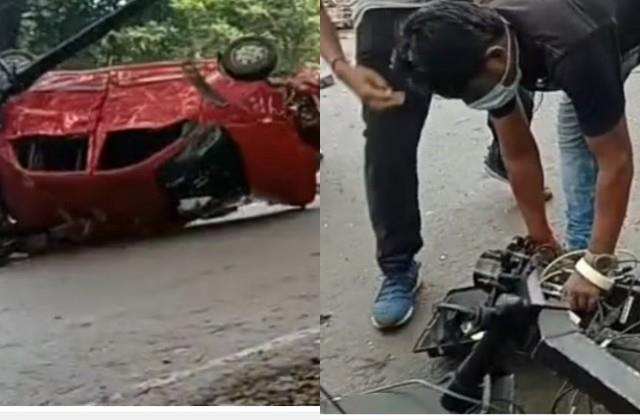 accident during film shooting a attendant injured