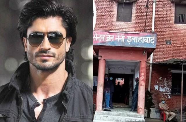 christian college converted into central jail naini for vidhyut jamwal film