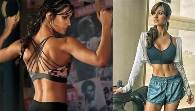 disha patani has taken fitness goals to the next level