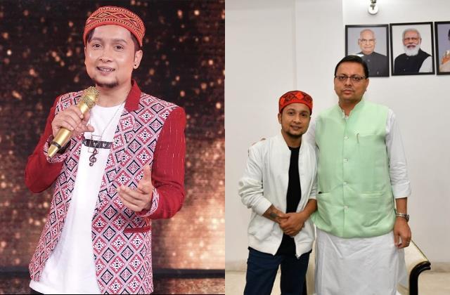 indian idol winner pawandeep become uttarakhand brand ambassador