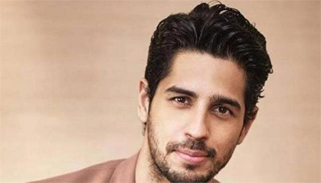 amezone shares a sidharth malhotras bts clip from shershaah sets