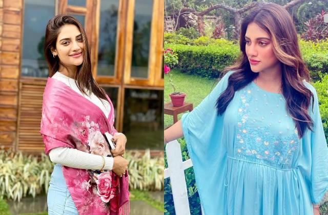 tmc mp and actress nusrat jahan blessed with baby boy