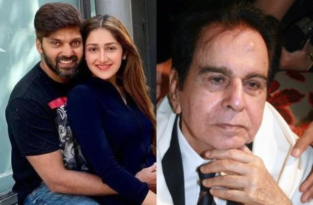 woman files cheating complaint against late actor dilip kumar son in law arya