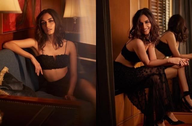 manushi chhillar shares her hot photos