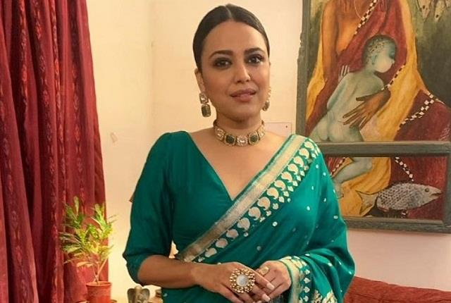 complaint filed against swara bhaskar accused of hurts religious sentiments