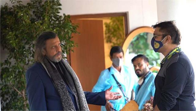 mithun chakraborty gave his creative input in chikoo ki mummy durr kei