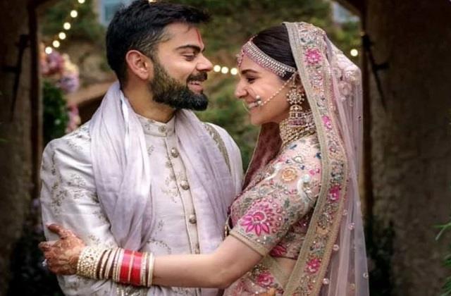 virat kohli praised wife anushka sharma
