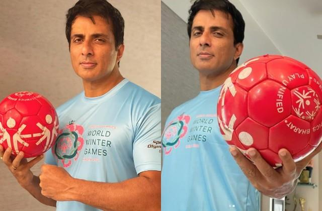 sonu sood become brand ambassador of special olympics movement