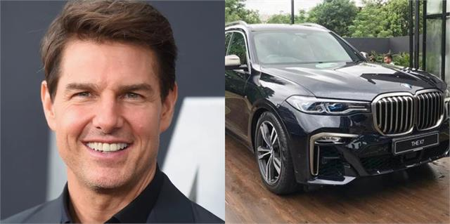 tom cruise bmw car stolen in uk during film mission impossible 7 shoot