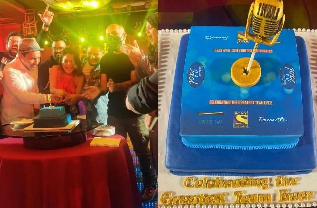 ndian idol 12 vishal aditya sonu party together celebrate success of finale