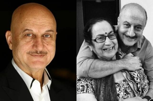 anupam kher live rented apartment actor bought house in shimla for mother