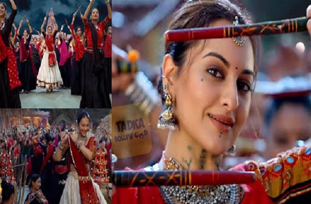 sanjay ajay and sonakshi film bhuj the pride of india new song rammo rammo out