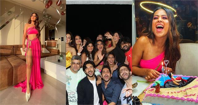 Birthday Celebration: दोस्तों संग निया शर्मा ने खूब मचाया धमाल, केक और ड्रेस को लेकर फिर चर्चा में आईं 'नागिन'