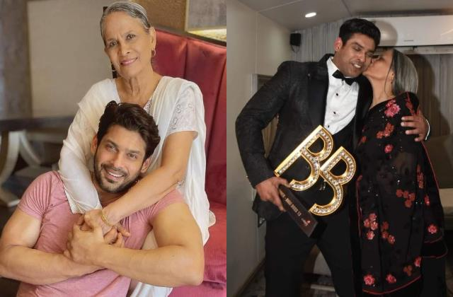 rahul vaidya talks about siddharth shukla mother condition after son death
