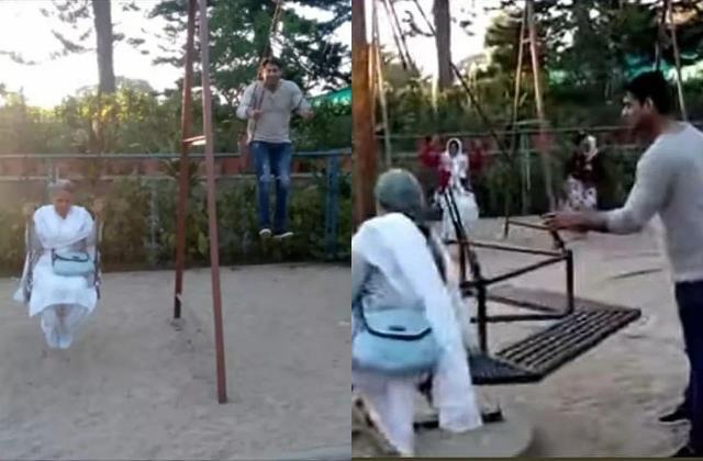sidharth shukla masti video viral with mom rita shukla