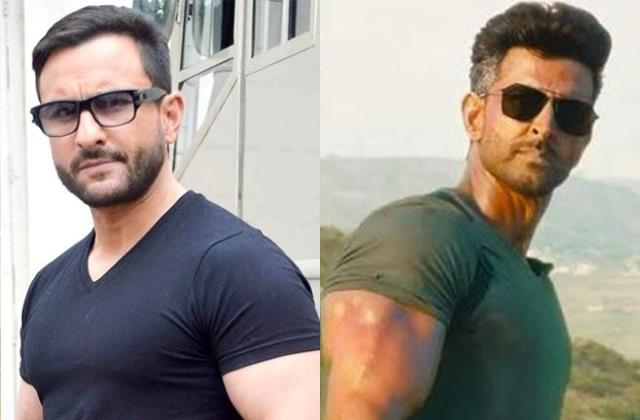 saif says he would not done vikram vedha remake if he had dance with hrithik