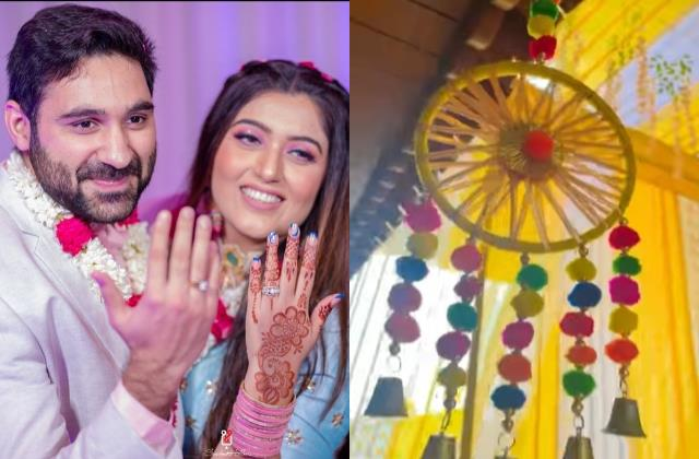 yeh hain mohabbatein fame shireen mirza share glimpses her wedding preparations