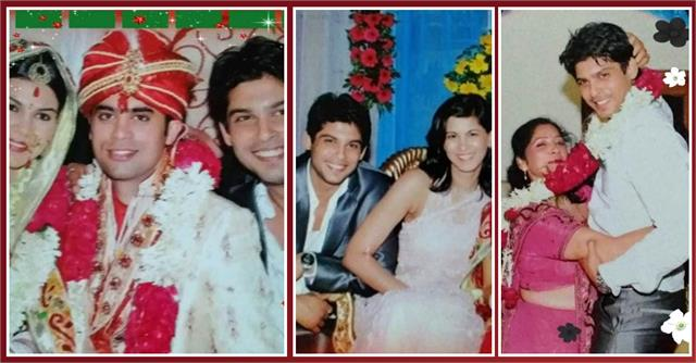 sidharth shukla unseen photos from cousin wedding going viral on internet