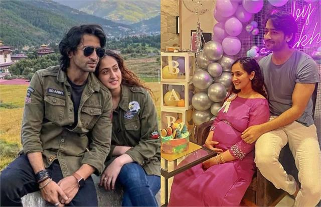 shaheer sheikh and ruchikaa kapoor blessed with baby girl