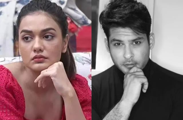 bb ott divya aggarwal expressed grief over the death of siddharth shukla