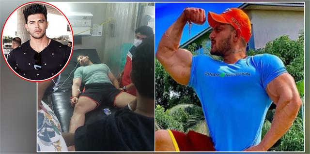 former mr india manoj patil tries to commit suicide