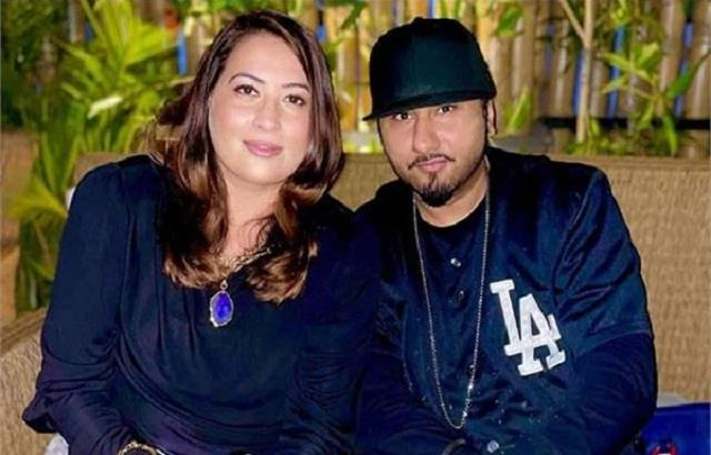 court notice to honey singh regarding property on wife shalini appeal
