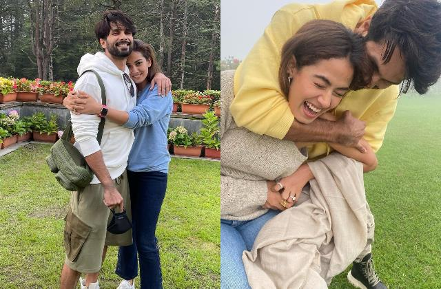 shahid kapoor has the sweetest wish for mira kapoor for her birthday