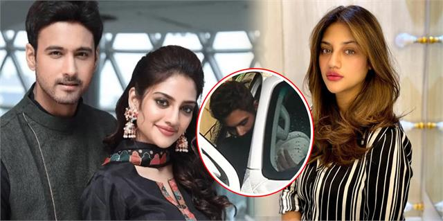 nusrat jahan shuts down questions on her baby father