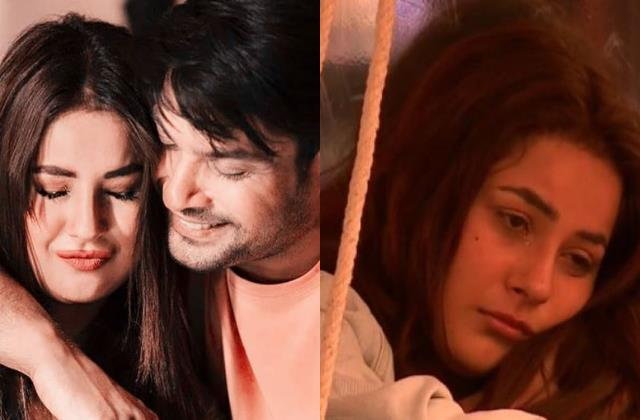 shehnaaz gill face turned pale after seeing siddharth shukla dead body