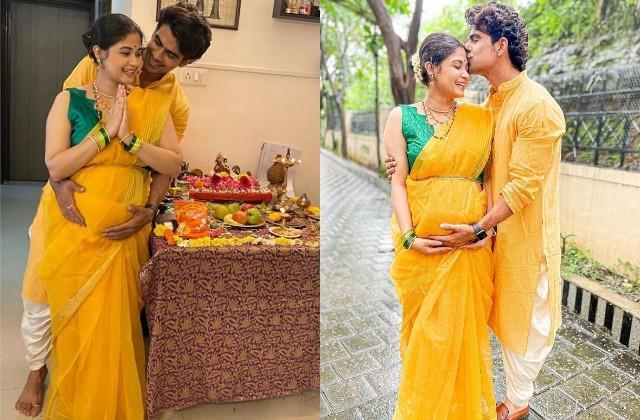 kumkum bhagya fame ruchi suvarn announce pregnancy