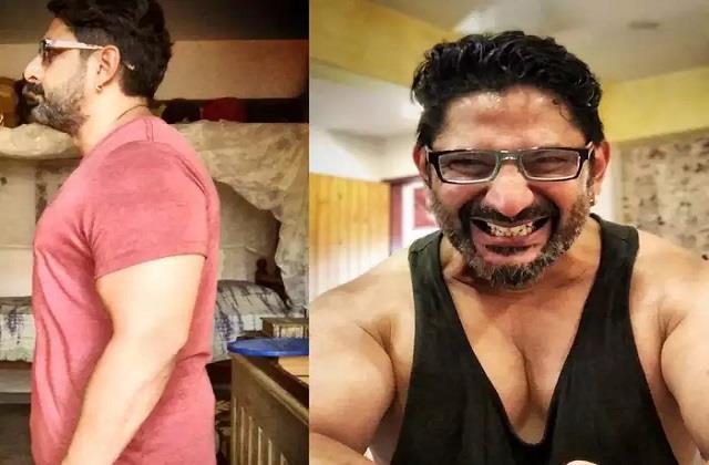 arshad warsi shares transformation look