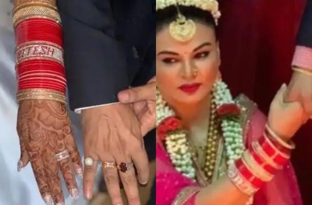 rakhi sawant husband ritesh take entry bigg boss 15