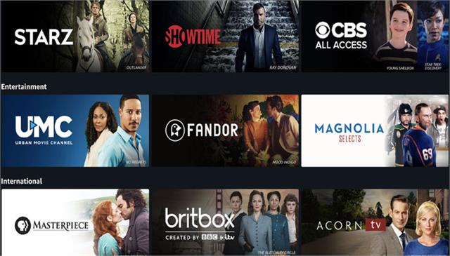 amazon launches prime video channels in india