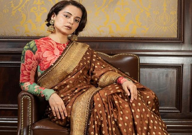 kangana said who can t make you they can t break you