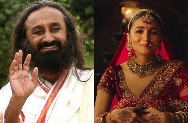 sri sri ravi shankar support alia bhat said kanya not an object to given as daan
