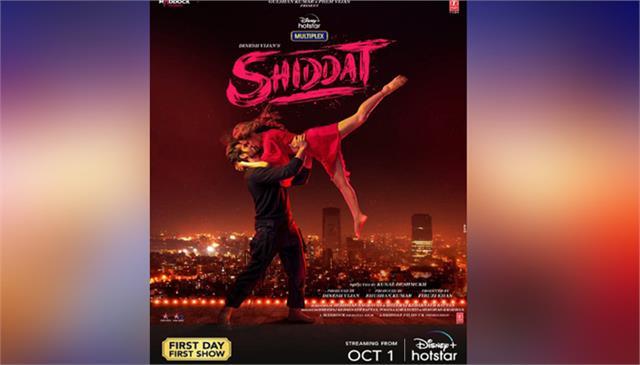 sunny kaushal radhika madan starrer shiddat official trailer released
