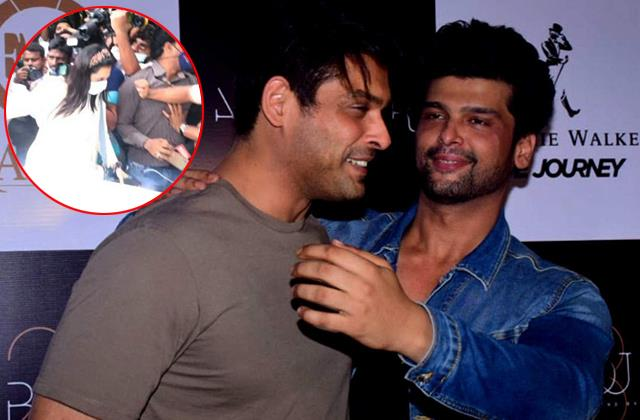 kushal tandon furious at the media coverage in sidharth shukla funeral