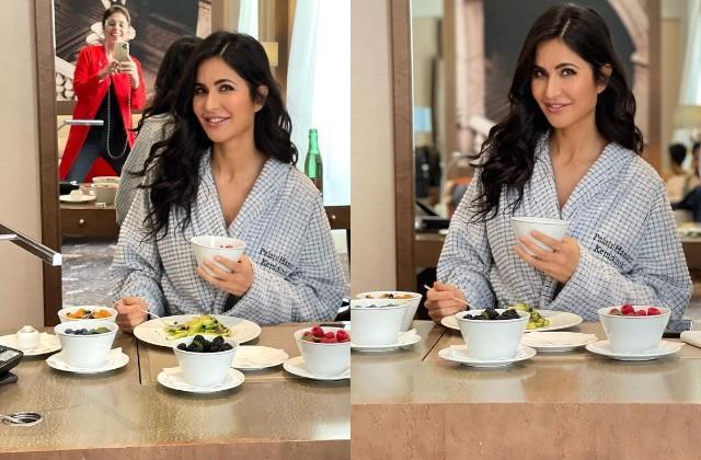 anaita shroff adajania clicked katrina kaif photos during breakfast in austria