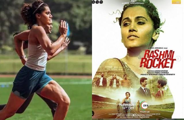 taapsee pannu film  rashmi rocket  trailer released