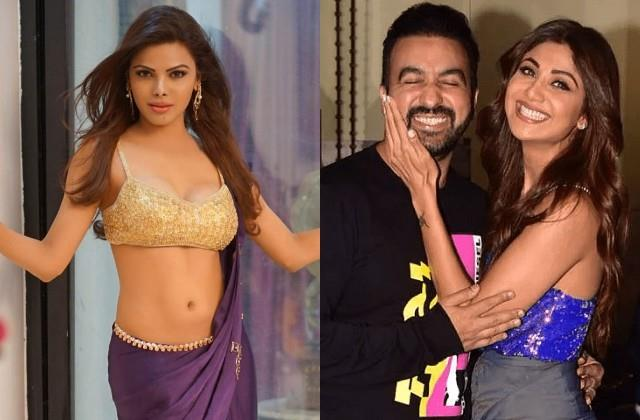 sherlyn chopra takes a dig at shilpa statement about not knowing raj work