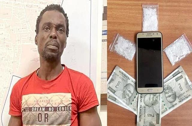 nigerian actor chekwume malvin arrested in drugs case