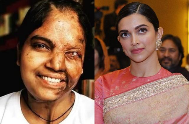 deepika padukone donated 15 lakh for treatment of acid attack victim bala