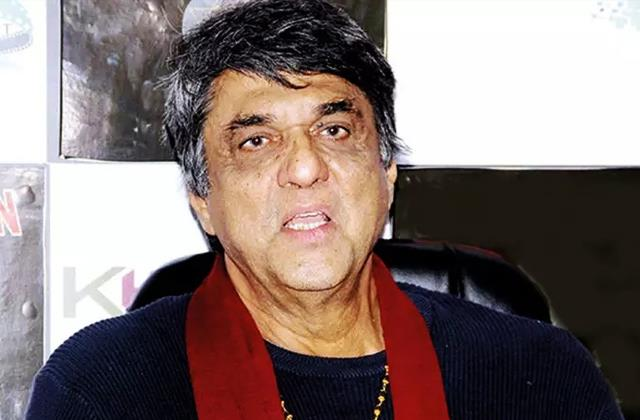 seeing the massage scene mukesh khanna rejected web series offer